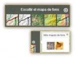 Cartografia de fons d'Instamaps