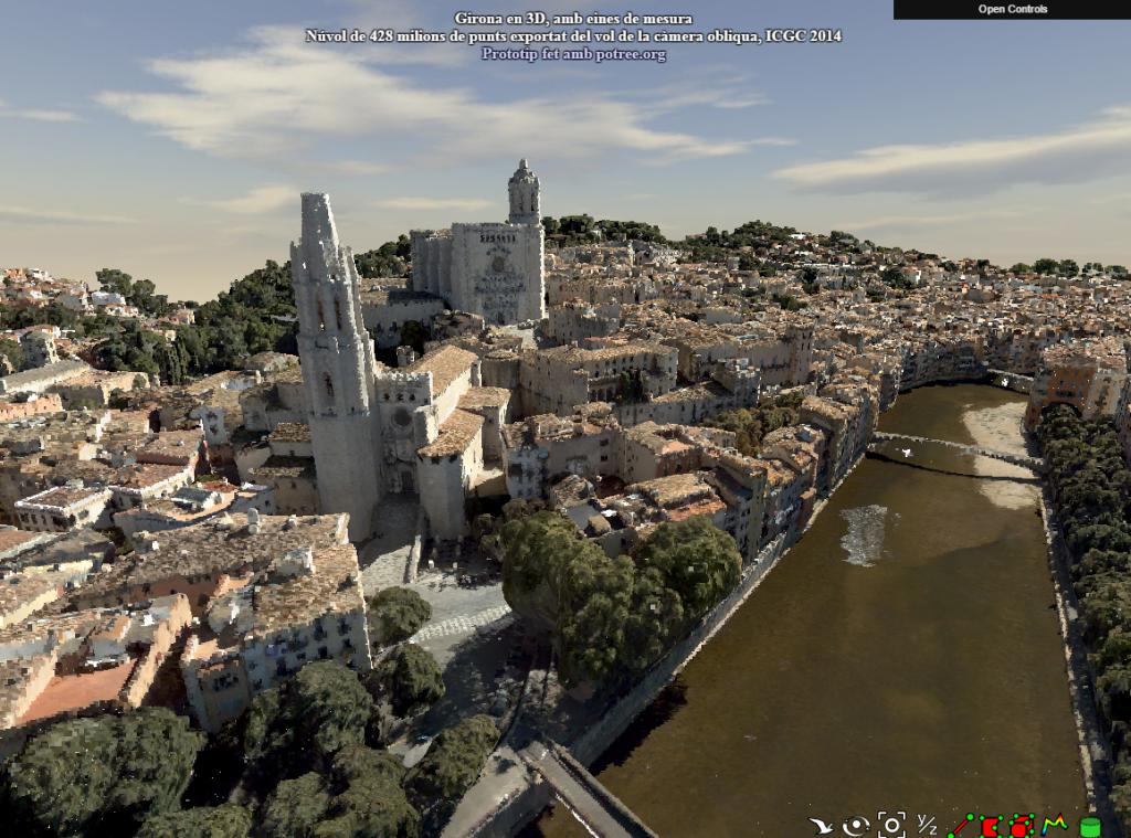 Girona 3D RGB