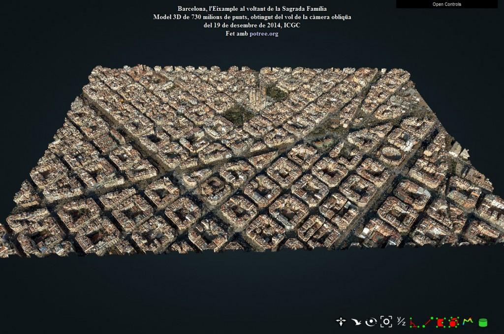 Barcelona 3D HD